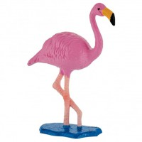 Cake Topper Flamingo