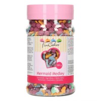 FunCakes Sprinkle Medley Mermaid -180gr-