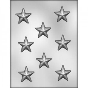 CK Chocolate & Candy Mold Star