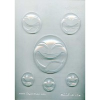 CK Chocolate & Candy Mold Emoji Lol