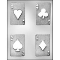 CK Chocolate & Candy Mold Playing Card