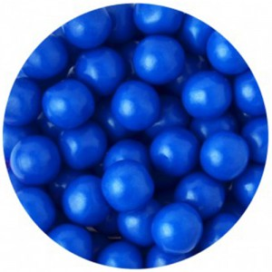 Scrumptious Choco Balls Large Royal Blue -70gr-
