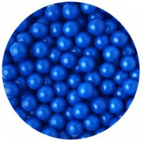 Scrumptious Choco Balls Small Royal Blue -70gr-