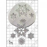 FPC Mold Snowflakes