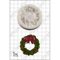 FPC Mold Holly Wreath