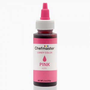 Chefmaster Candy Color Pink -56gr-