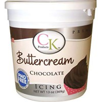 CK Buttercream Icing Chocolate -425gr-