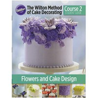 Wilton Course 2 - Flowers & Cake Design -febr/mrt-