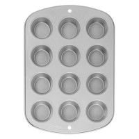 Wilton 12 Cup Mini Muffin Pan