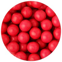 Scrumptious Choco Balls Large Hot Pink -70gr-