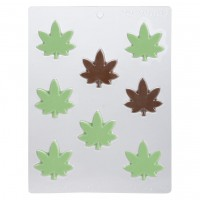 CK Chocolate & Candy Mold Marijuana Leaf