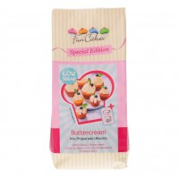 FunCakes Mix voor Botercréme Low Sugar -400gr-