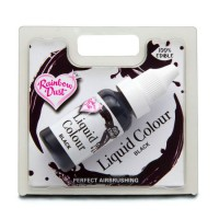 RD Liquid Colour Airbrush Colour Black -16ml-