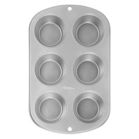 Wilton 6 Cup Muffin Pan