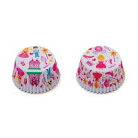 Decora Baking Cups Princess -36st-