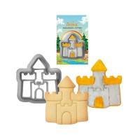 Decora Cookie Cutter Castle