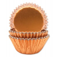 Creative Party Baking Cups Rose Gold -45st-