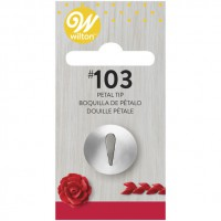 Wilton Decorating Tip 103 Petal