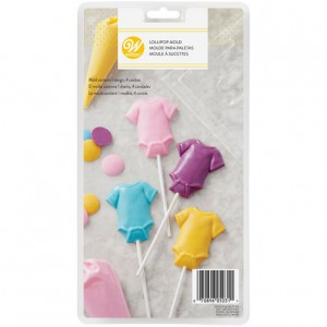 Wilton Chocolate & Candy LolliMold Baby Tee