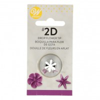 Wilton Decorating Tip 2D Dropflower