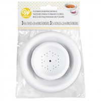 Wilton Flower Shaping Bowls -6st-