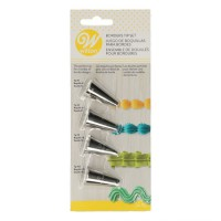Wilton Tip Set Borders -4st-