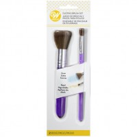 Wilton Dusting Brush Set -2st-