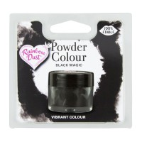 RD Eetbare Kleurpoeder Black Magic