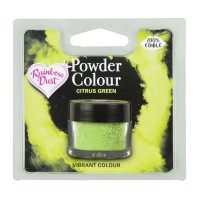 RD Powder Colour Citrus Green