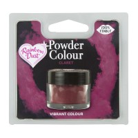 RD Powder Colour Claret