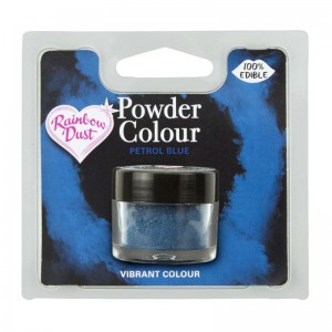 RD Powder Colour Petrol Blue