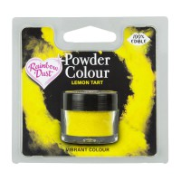 RD Powder Colour Lemon Tart