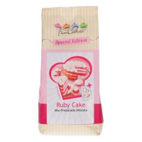 FunCakes Special Edition Mix voor Ruby Cake -400gr-