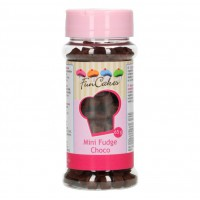 FunCakes Mini Fudge Choco -65gr-