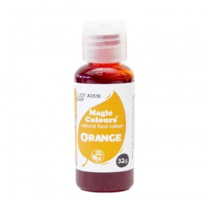 Magic Colours Natural Food Colour Orange -32gr-