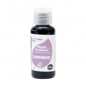 Magic Colours Natural Food Colour Lavender -32gr-