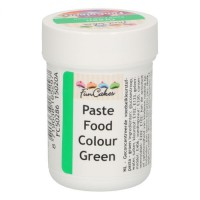 FunCakes FunColours Paste Food Colour Green -30gr-