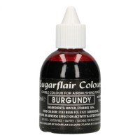 Sugarflair Airbrush Colouring Burgundy -60ml-