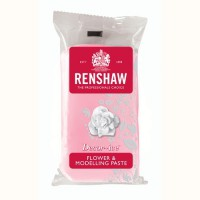 Renshaw Flower & Modelling Paste Rose Pink -250gr-