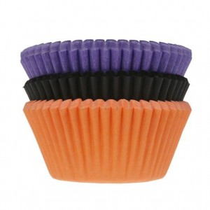 House of Marie Baking Cups Halloween -50st-