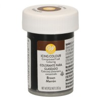 Wilton Icing Color Brown -28gr-
