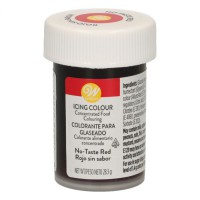 Wilton Icing Color Red no Taste -28gr-