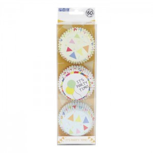 PME Baking Cups Party -60st-