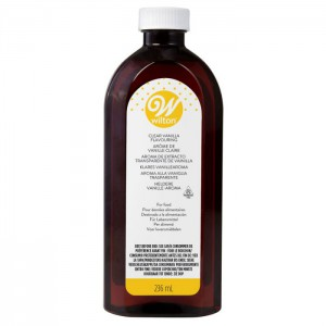 Wilton Imitation Clear Vanilla Extract -236ml-