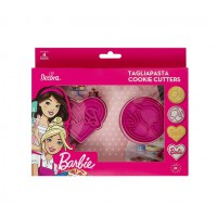 Decora Cookie Cutter Set Barbie -2st-