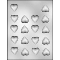 CK Chocolate & Candy Mold Small Plain Heart