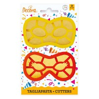 Decora Cookie Cutter Carnival Masks