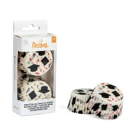 Decora Baking Cups Graduation -36st-