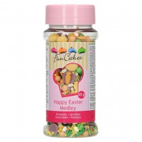 FunCakes Sprinkle Medley Happy Easter -50gr-
