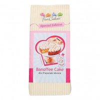 FunCakes Special Edition Mix voor Banoffee Cake -500gr-